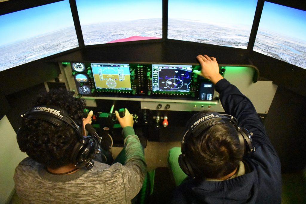 OC Flight Lessons Aviation Camp